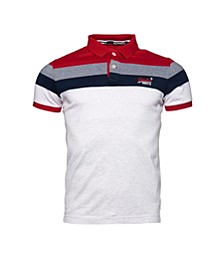 Men's Miami Feeder Polo Shirt