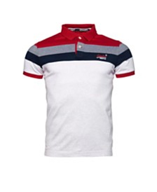 Superdry Men's Miami Feeder Polo Shirt