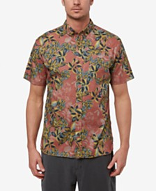 Jack O'Neill Men's Hawaiian Dreams Short Sleeve Shirt