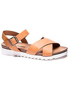Charley Chicago Flat Sandals