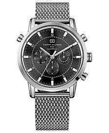 Men's Stainless Steel Mesh Bracelet Watch 44mm 1790877