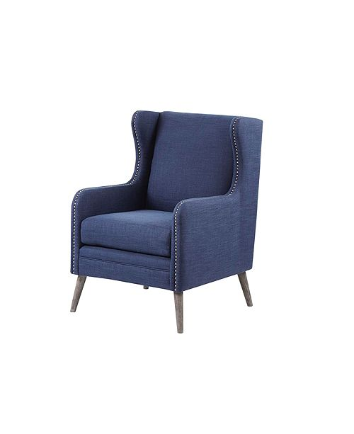 Furniture Copley Accent Chair, Quick Ship