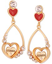 2fa8821857d0aa heart earrings - Shop for and Buy heart earrings Online - Macy's