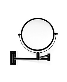 Wall Mounted double sided Magnifying Mirror in Polished Chrome