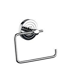 Polo Toilet Paper Holder in Polished Chrome