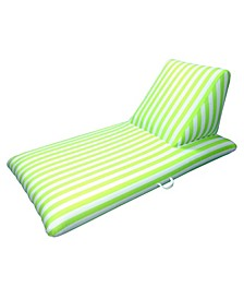 Lime Green Swimming Pool Chaise Lounge - Morgan Dwyer Signature