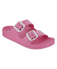 Mia Kids Little Girls Raphaelaa Slides