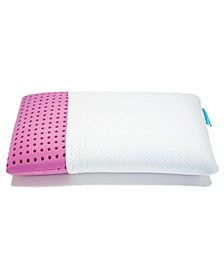 Lavender Frost Queen High Profile Pillow
