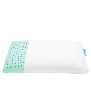 Blu Sleep Bio Aloe Queen Low Profile Pillow
