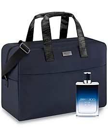Men's 2-Pc. Man Blue Gift Set