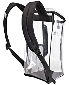 Clear Top-Load Backpack