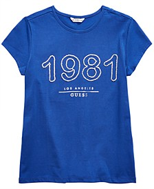 Big Girls 1981 Rhinestone T-Shirt