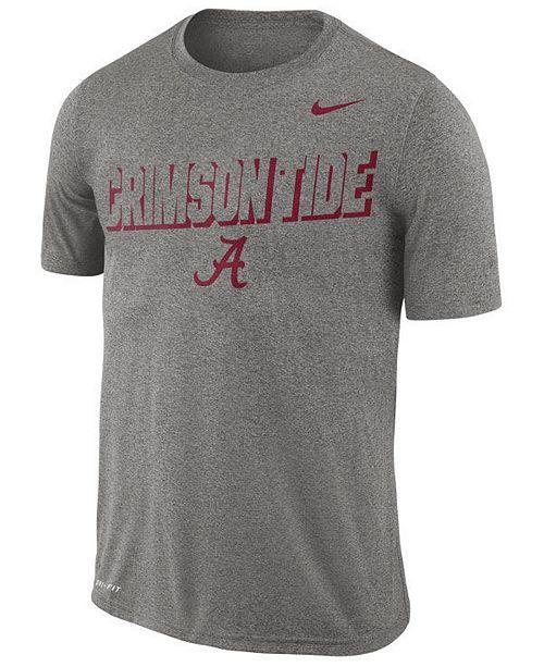 Nike Men's Alabama Crimson Tide Legend Lift T-Shirt