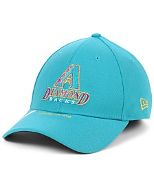 New Era Arizona Diamondbacks Timeline Collection 39THIRTY Stretch Fitted Cap