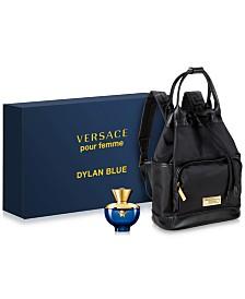 Versace 2-Pc. Dylan Blue Pour Femme Eau de Parfum Gift Set