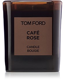 Private Blend Café Rose Candle, 21-oz.