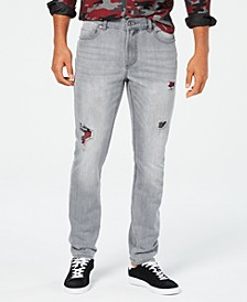 Men's Frankie Slim-Fit Jeans, Created for Macy's