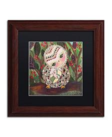 """Carrie Schmitt 'You Are My Home' Matted Framed Art - 11"""" x 11"""""""