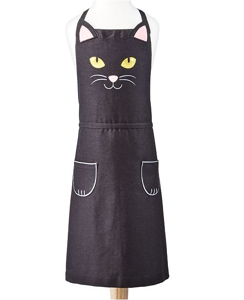 Martha Stewart Collection Halloween Kids Apron, Created for Macy's