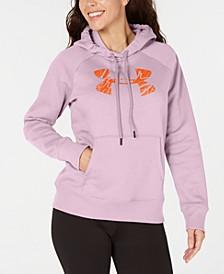 Women's Rival Logo Fleece Hoodie