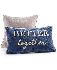 2-Pk. Better Together Decorative Pillow Collection