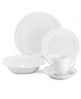 mikasa dinnerware french countryside 5piece place setting
