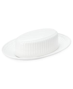 Mikasa Dinnerware, Italian Countryside Covered Butter Dish