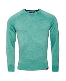 Superdry Men's Garment-Dyed Sweater