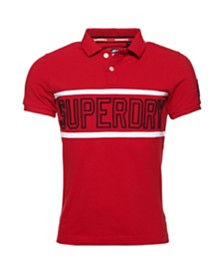 Superdry Men's Retro Sports Polo Shirt