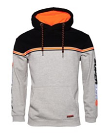 Superdry Men's Oversized Appliqué Hoodie