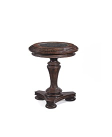 Marquis Chairside Table