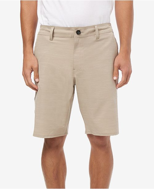 "O'Neill Men's Locked Slub 20"" Hybrid Short"