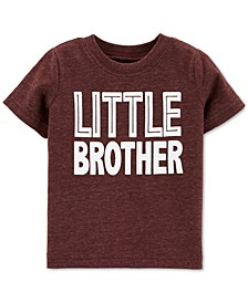 Baby Boys Little Brother T-Shirt