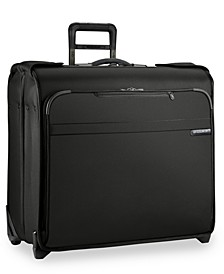 CLOSEOUT! Baseline 2-Wheel Softside Wardrobe Luggage