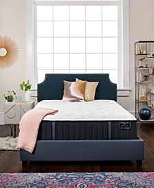 "Estate Rockwell 13.5"" Luxury Ultra Firm Mattress - Queen"
