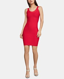 BCBGMAXAZRIA Sleeveless Bodycon Dress