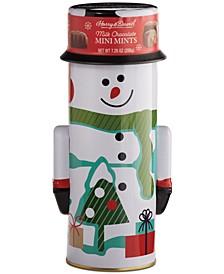 Mini-Mint Snowman Tin