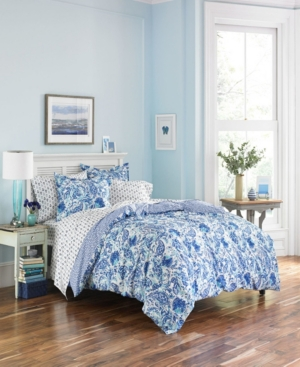 Poppy & Fritz Brooke Comforter Sham Set, Twin Bedding