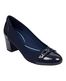 Easy Spirit Glenda 2 Block Heel Pumps