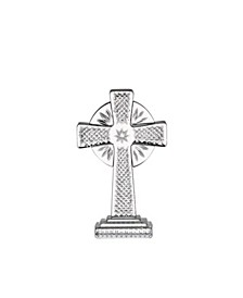 Standing Cross Figurine