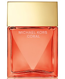 Michael Kors Coral Eau de Parfum Spray, 3.4-oz.