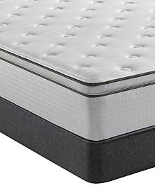 """Beautyrest BR800 13.5"""" Medium Pillow Top Mattress Set- Full"""