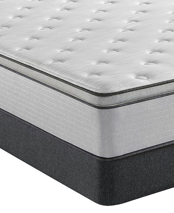 """Beautyrest BR800 13.5"""" Medium Pillow Top Mattress Set- Twin"""