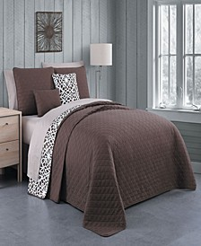 Brady 9-Pc. Reversible Queen Quilt Set