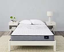"Serta Perfect Sleeper Elkins II 10"" Plush Mattress Collection"