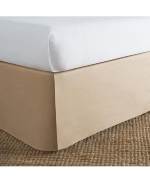 Today's Home Cotton Blend Tailored King Bed Skirt Bedding