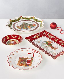 Villeroy & Boch Toy's Fantasy Serveware Collection
