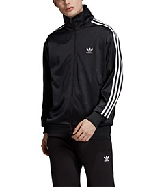 adidas Men's Originals Logo-Print Track Jacket