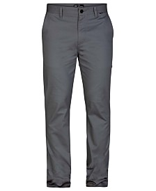 Hurley Men's Slim-Fit Stretch Chino Pants