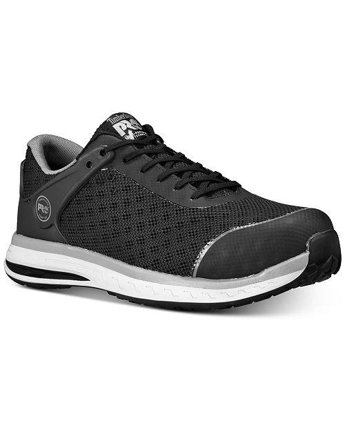 Timberland DriveTrain Oxford Mesh Composite-Toe Sneakers